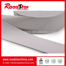 High intensity reflective elastic fabric
