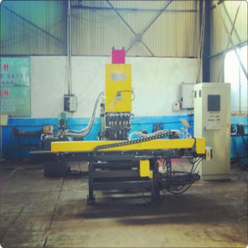YBJ-6 Machine de marquage CNC pour poinçonnage de tôles d'acier