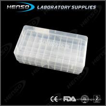 Henso Medical Laboratory Caja de congelación de plástico