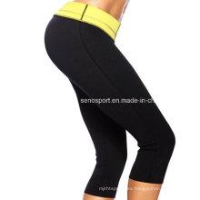 Neopreno caliente de las formadoras calientes de la alta que adelgaza los pantalones (SNNP01)