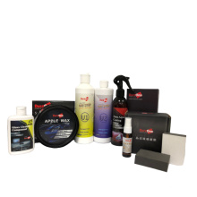 Custom Private Labels Packaging Car Detailing Products Taiwan Manufacturing OBM OEM Custom Formula