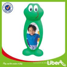 Kindertisch gerahmter Spiegel LE-HH012