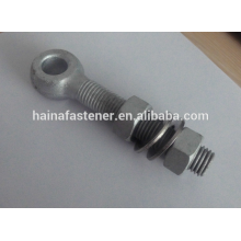 Lifting Eye Bolt With Hex Nut And Washer
