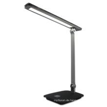 China Hersteller dimmbare LED-Licht 7W LED Schreibtischlampe mit Touch-Schalter