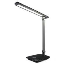 China fabricante dimmable led luz 7w LED lámpara de escritorio con interruptor táctil