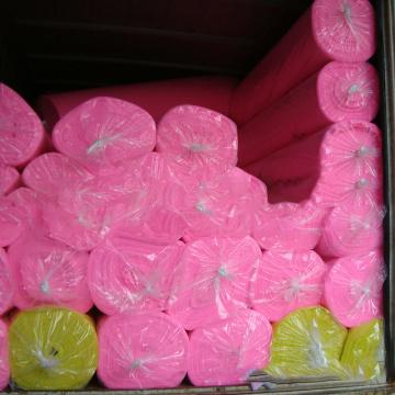 Fornecimento de fábrica 80% poliéster 20% poliamida tecido de microfibra