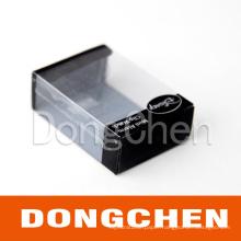Custom Transparent Clear Plastic Packaging Box Printing