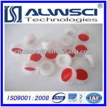 2014 11mm Snap Back Plastic Cap and PTFE Silicone Septa