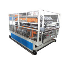 Automatic Corrugated Glazed Tile Forming Machine / Plastic Extrusion Equipment For Building Roof 1mm ~ 3mm