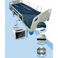Medizinische aufblasbare Anti-Dekubitus-Luftmatratze mit digitaler Pumpe