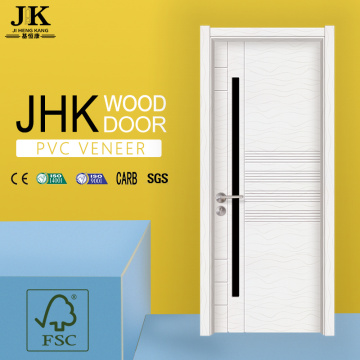 JHK-PVC Membrane Bathroom Door Price India Size