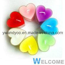 Soja Perfumada Decorativa Té Plástico Vela De Plástico