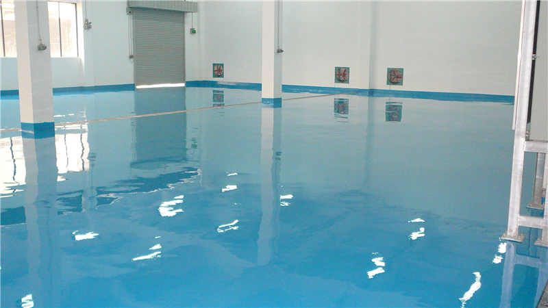 waterborne epoxy resins floor