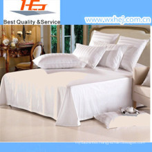 Cheap Fancy White Bed Sheet for Medical and Hospital