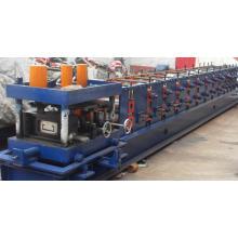 Máquina formadora de rolos para telhado de aço tipo C