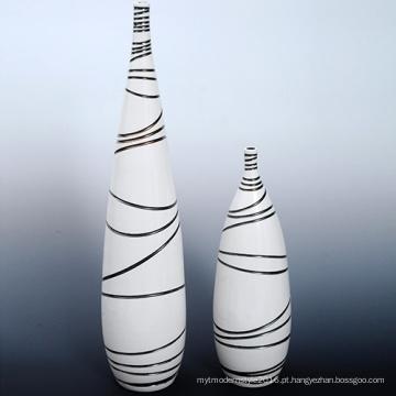 Decal novo Decal Ceramic Vase para decoração de casa