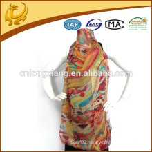 65*180cm long and fashionable design magic scarves