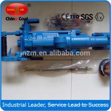Y24 Y26 pneumatische Felsenbohrmaschine Luftbeinfelsen-Bohrgerätmaschine