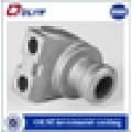 China proveedor OEM acero metal válvula piezas de cuerpo piezas de precisión