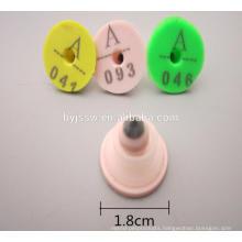 Good Design Rabbit Ear Tag For Sale