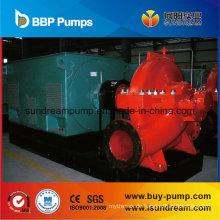 Zentrifugalende-Saug-elektrische Wasserpumpe