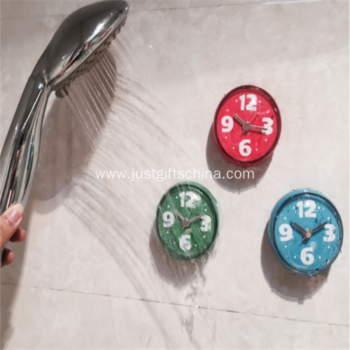 Promotional Waterproof Bathroom Clocks