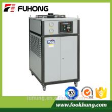 Ce-Zertifizierung Ningbo Fuhong Hochleistungs-8hp industriellen Copeland Kompressor luftgekühlten Wasserkühler Preis