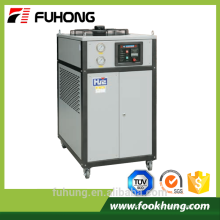 Ce certification Ningbo Fuhong high performance 8hp industrial copeland compressor air cooled water chiller price