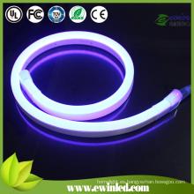 Neón flexible de 8,5 * 18 mm LED con óptica UV