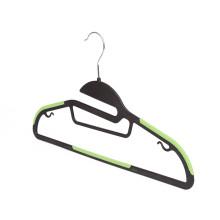 Good quality  Anti-slip recycle plastic hanger