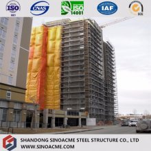 High Rise Certificated Prefab Living Residential Building/Construction