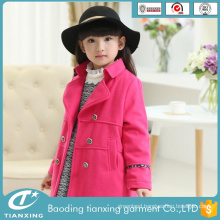 Casual Fashion Fashion kids leather jackets girls