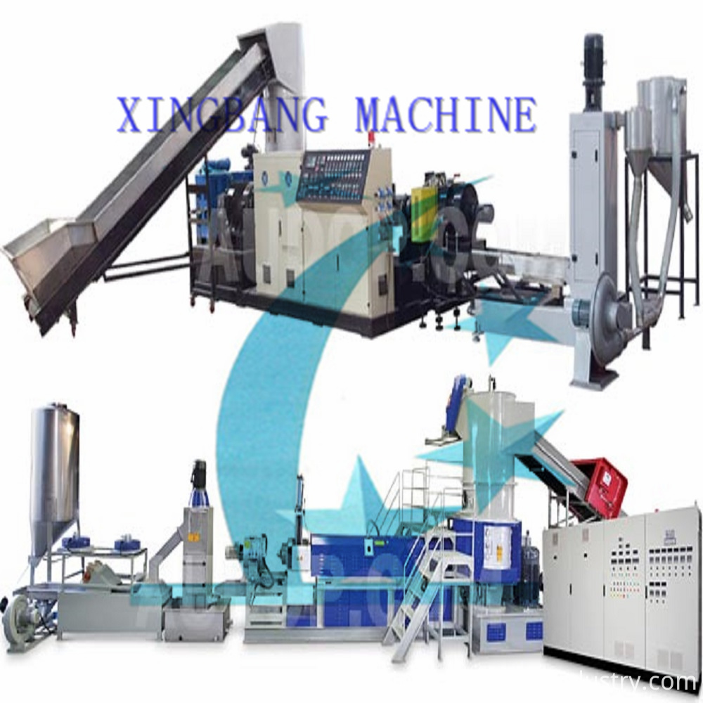 Plastic-Recycling-Machine-XINGBANG