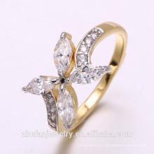 2018 ZheFan новое обручальное кольцо бабочка