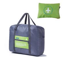 Custom LOGO 230D folding travel bag polyester duffel bag luggage Traveling Clothes Storage bag for men women