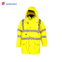 Hot sale and cheap price reflective clothes for road safety
