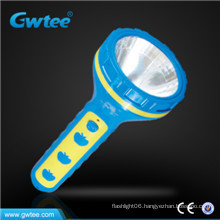 led long range rechargeable big torch