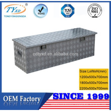 high quality OEM low profile aluminium truck tool box