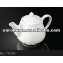 Hotel & Restaurant chinesisches Porzellan Teekanne (Nr. T0024)