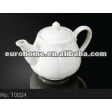 hotel & restaurant chinese porcelain tea pot (NO. T0024)