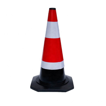 Special Rubber Road Cones For Road Warning Safety Traffic Construction