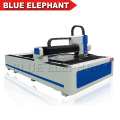 Price 1200W CNC Fiber Metal Tube Laser Cutting Machine for Hot sale