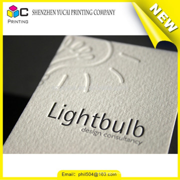 Offset printing letterpress design and print business cards free