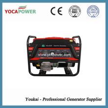 5.5kVA monofásico pequeno gerador de gasolina portátil