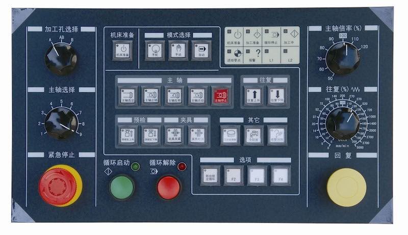 Cnc Machine Scan Panel Mk Jz 22 1