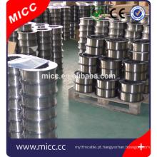 Fio de resistência MICC nicr 8020