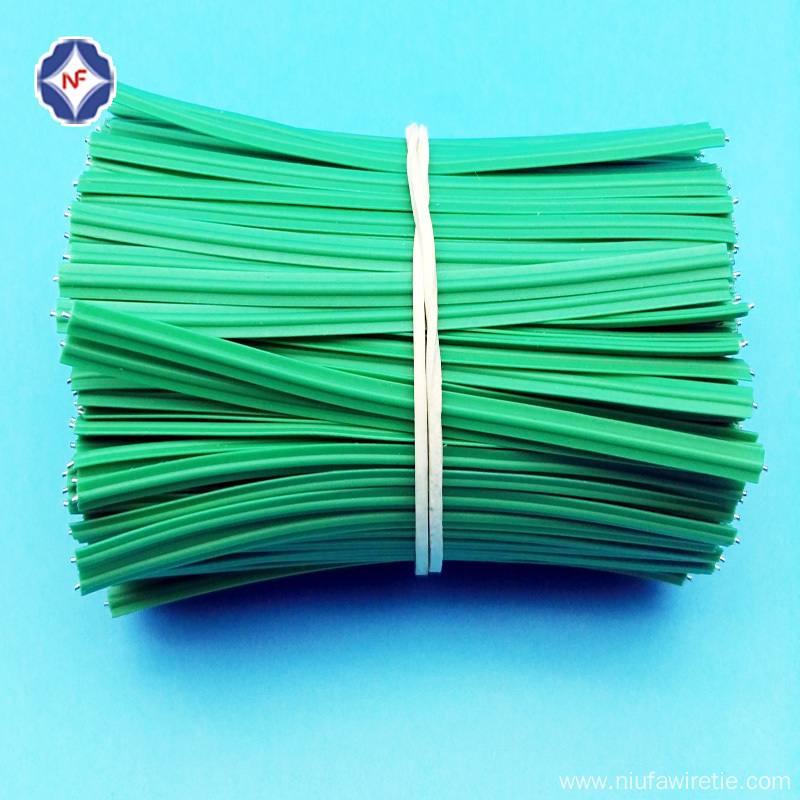 Single Wire Tin Tie for Cord Bunding