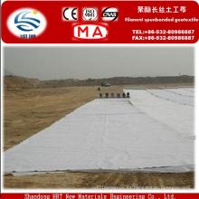 Geotextiles tejidos de poliéster para carretera