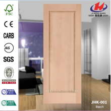 African Natural Molded HDF Beech Door Panel