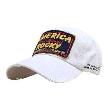 Gorra de béisbol lavada en piedra WC201